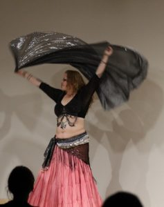 Intermediate Belly Dance @ Ames Community Center